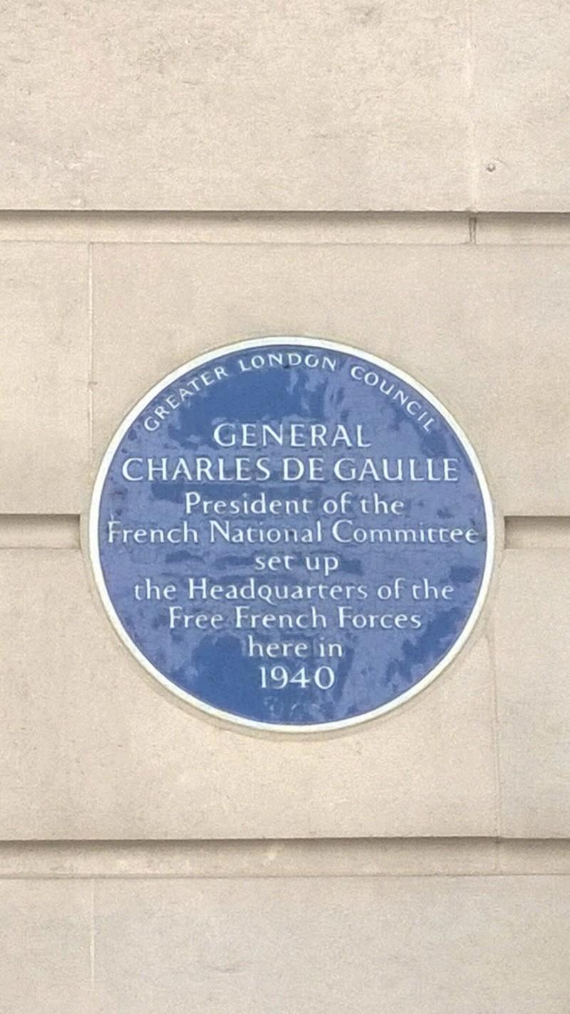 Le général de Gaulle à Londres Wp_20118
