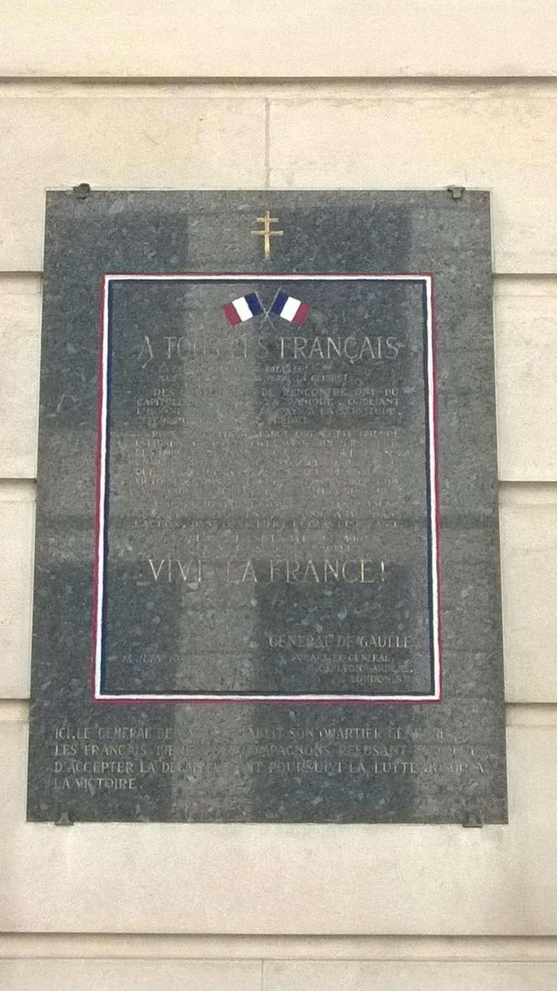 Le général de Gaulle à Londres Wp_20119
