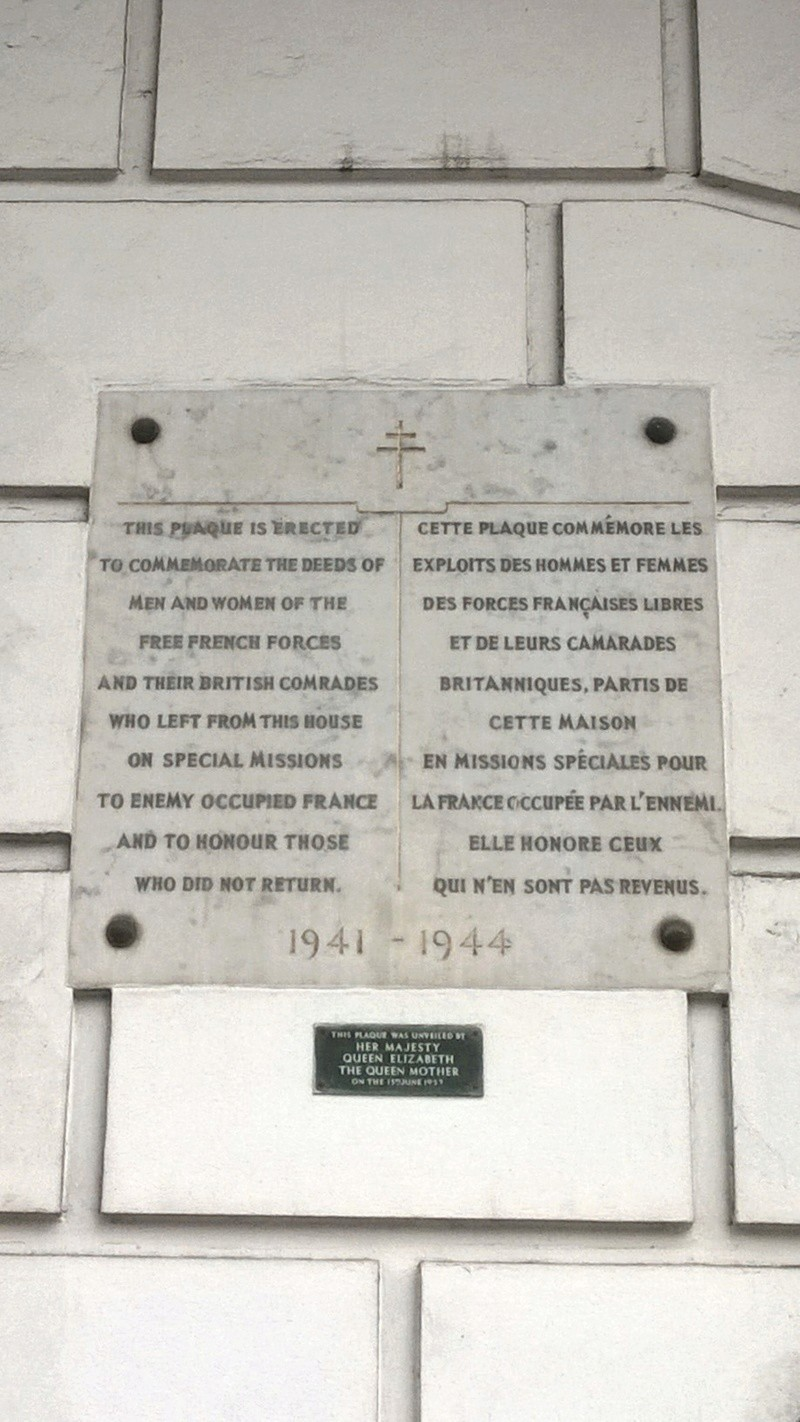 Plaques commémoratives à Londres Wp_20122