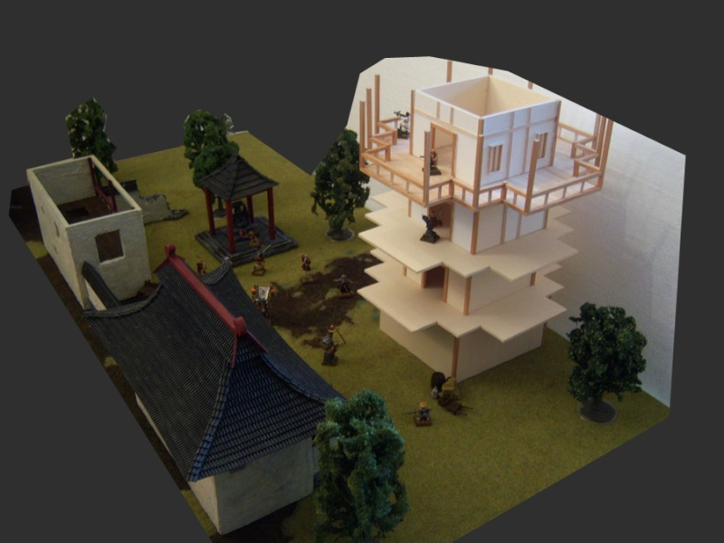 Cathayan Scenery & Buildings (WIP+completed) - Page 3 Crimso10