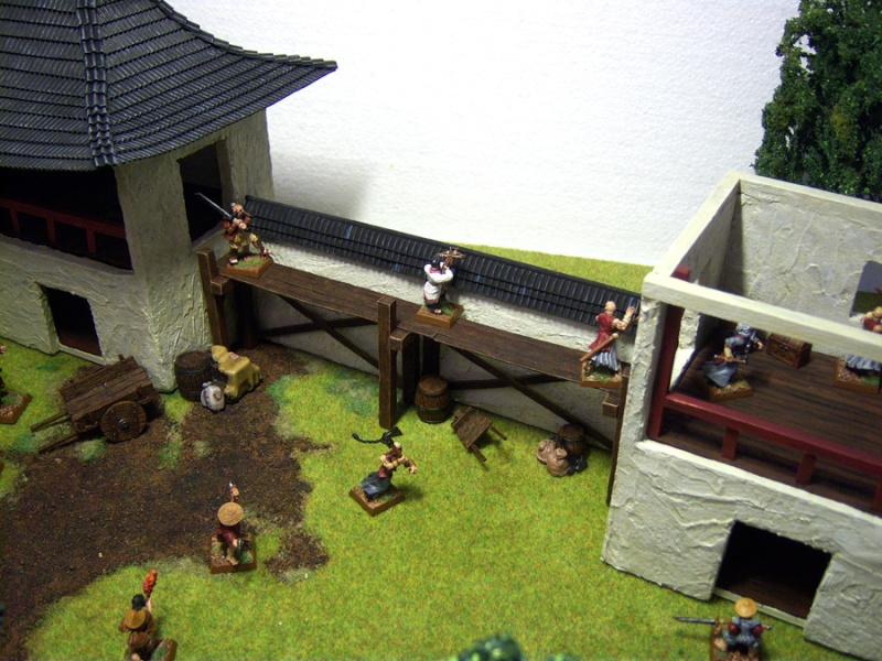 Cathayan Scenery & Buildings (WIP+completed) - Page 3 Defenc13