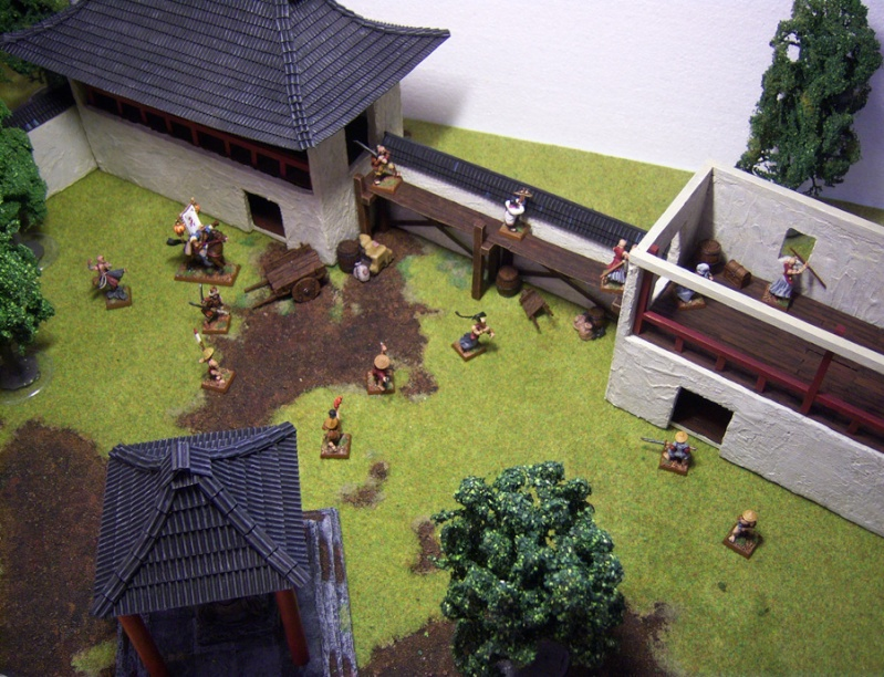 Cathayan Scenery & Buildings (WIP+completed) - Page 3 Defenc14