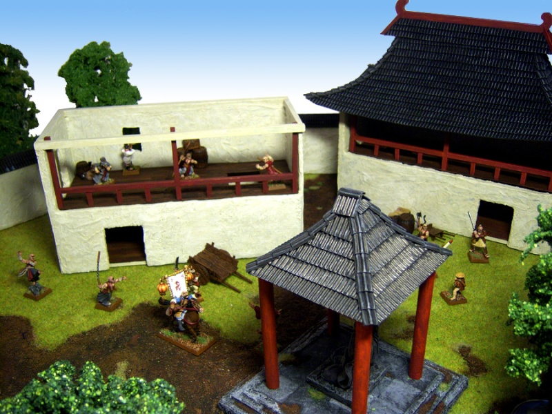 Cathayan Scenery & Buildings (WIP+completed) - Page 3 Houses12
