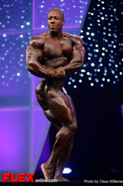 Shawn Rhoden remporte l'Arnold Classic Europe 2012 Arnold12