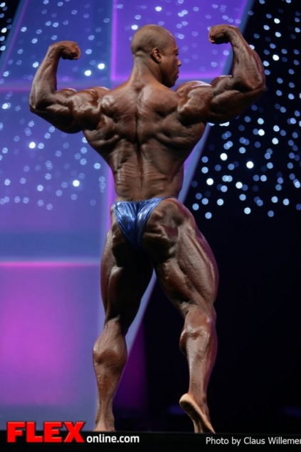 Shawn Rhoden remporte l'Arnold Classic Europe 2012 Arnold13