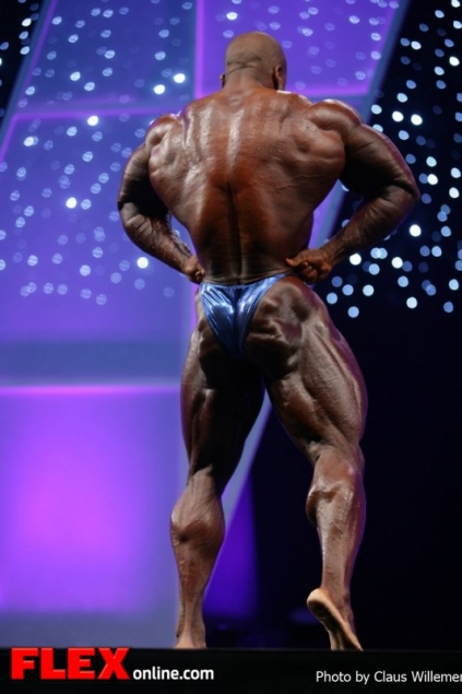 Shawn Rhoden remporte l'Arnold Classic Europe 2012 Arnold14