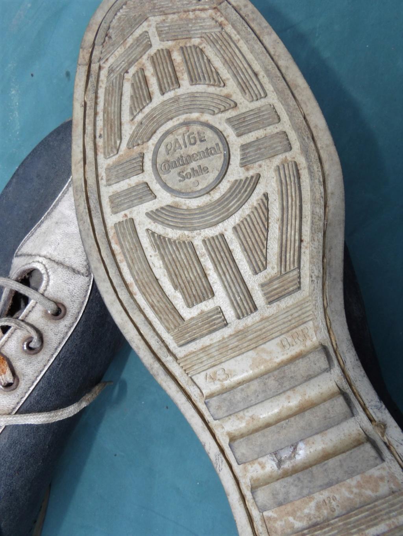 Chaussures de sport allemandes D.R.R. 103_7111