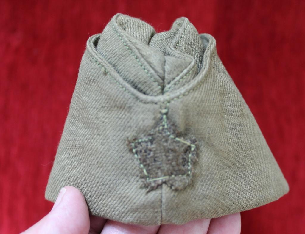 Bonnet de police URSS Img_9810