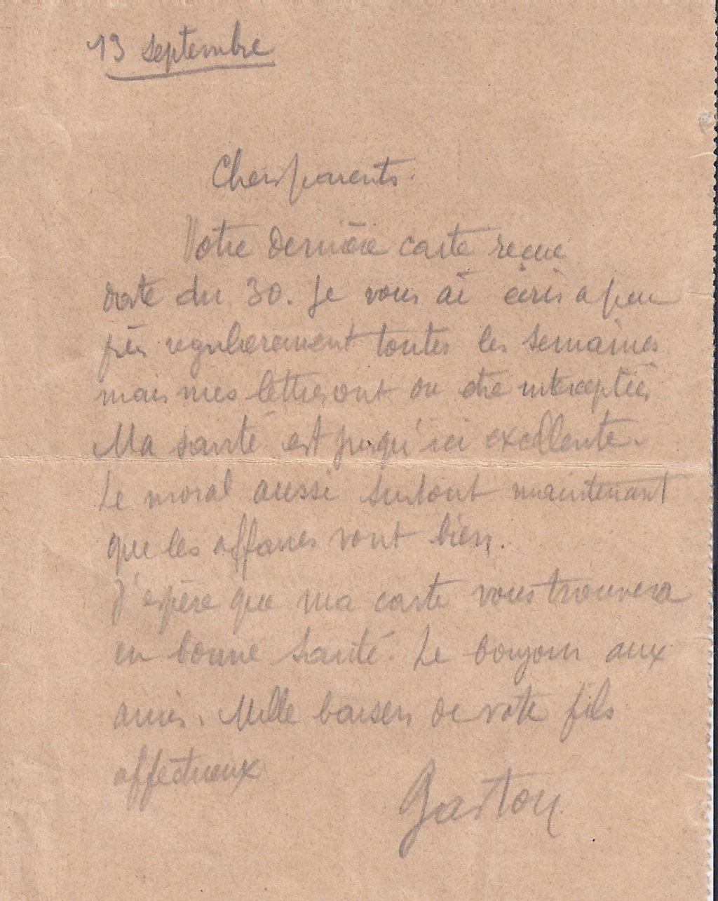 Gaston PEZET mort pour la France en 1914. Pezet_21