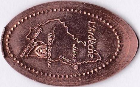 Elongated-Coin Ardech13