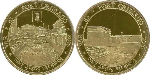 Grimaud (83310)  [Port-Grimaud] Grimau11