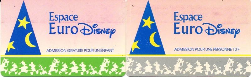 Passeport Disneyland Paris Img70310