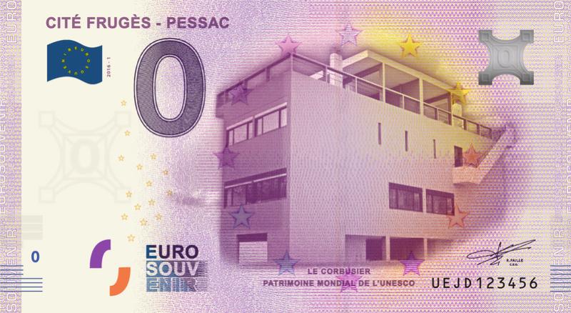 Billets 0 € Souvenirs  [Nouvelle Aquitaine = 73] Pessac10