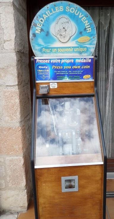 Souvenir Press (SP) Rocama11