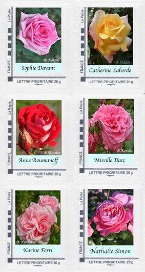 45 - Orléans - Association Philatélique du Loiret APL Roses10