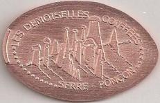 Elongated-Coin = 31 graveurs Serre-12
