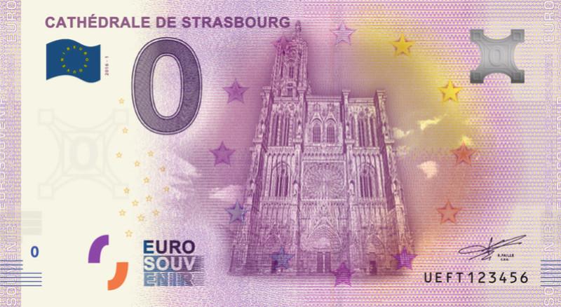 Billets 0 € Souvenirs  = 37 Strasb14