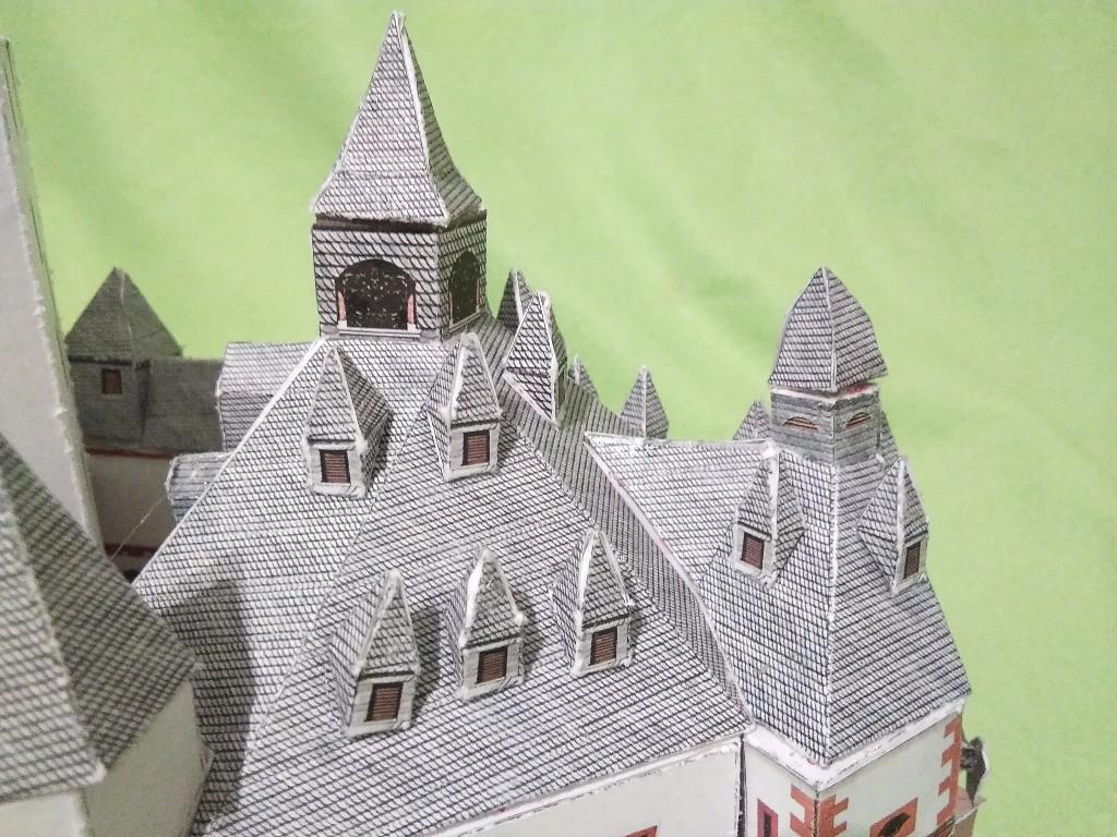 Burg Pfalz im Rhein bei Kaub M1:160 von Schreiber-Bogen Kartonmodellbau geb. benlut  - Seite 2 Img_2054