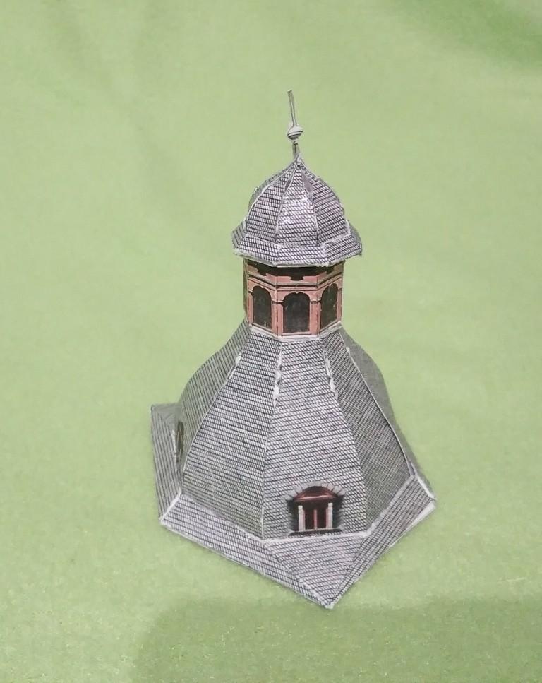Burg Pfalz im Rhein bei Kaub M1:160 von Schreiber-Bogen Kartonmodellbau geb. benlut  - Seite 2 Img_2055