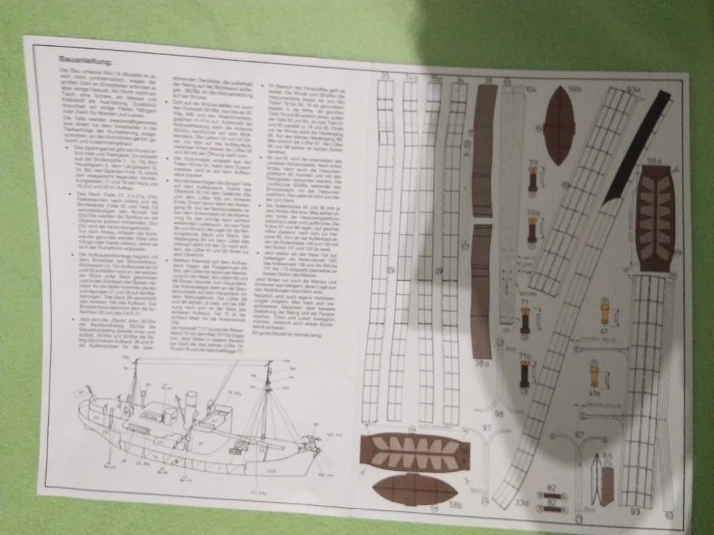 Walfangdampfer RAU IX von Deutsches Schiffahrtmuseum geb. benlut Img_2065