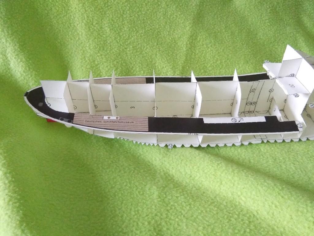 Walfangdampfer RAU IX von Deutsches Schiffahrtmuseum geb. benlut Img_2071