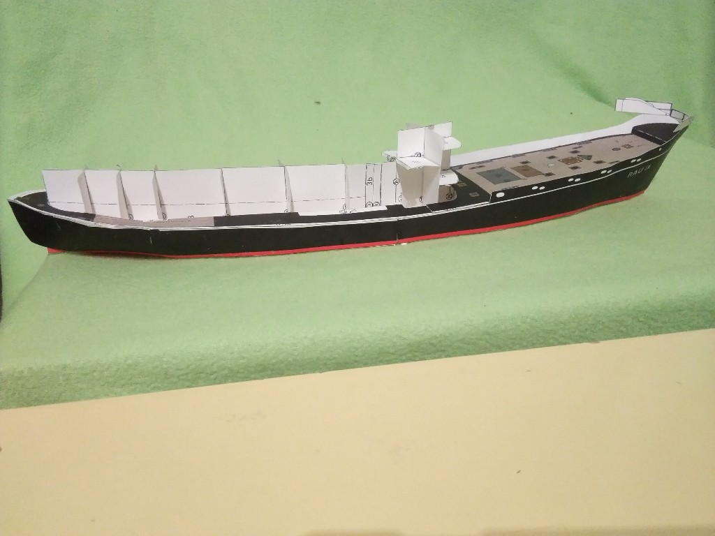 Walfangdampfer RAU IX von Deutsches Schiffahrtmuseum geb. benlut Img_2072