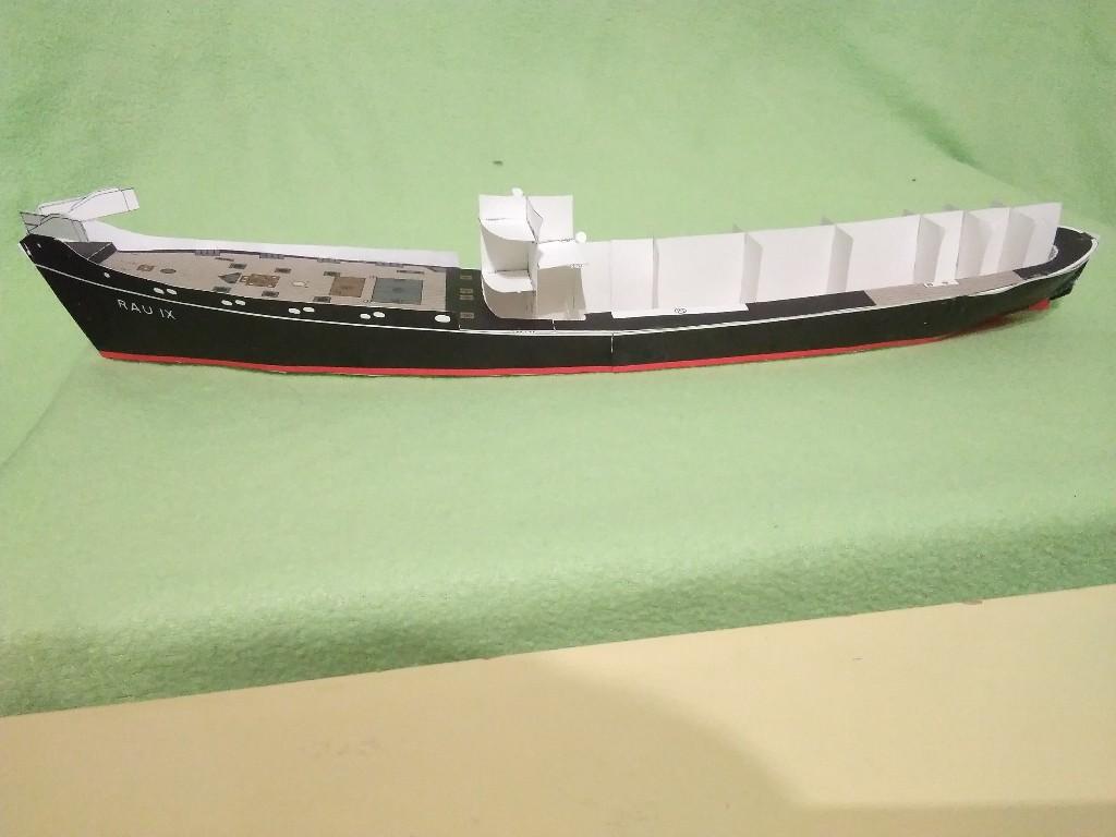 Walfangdampfer RAU IX von Deutsches Schiffahrtmuseum geb. benlut Img_2073