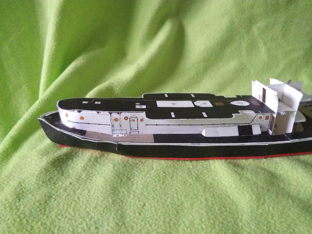Walfangdampfer RAU IX von Deutsches Schiffahrtmuseum geb. benlut Img_2074