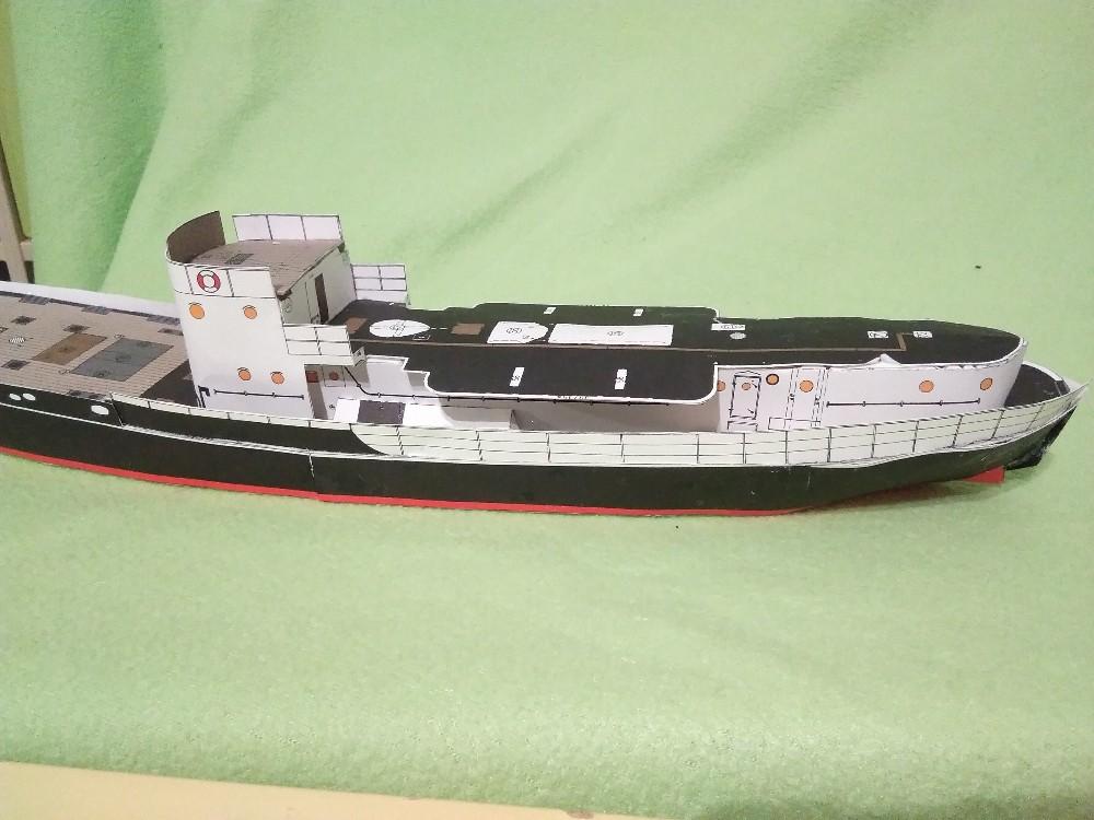 Walfangdampfer RAU IX von Deutsches Schiffahrtmuseum geb. benlut Img_2076