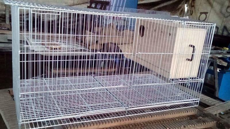 A la venta, Jaulas para aves medianas Img-2016