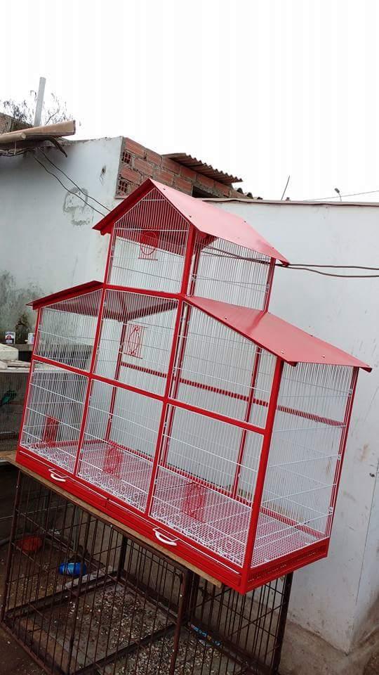A la venta, Jaulas para Canarios y diversas aves silvestres Img-2020