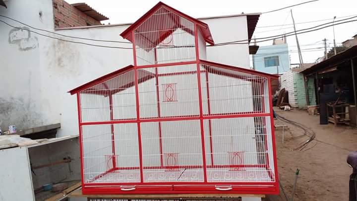 A la venta, Jaulas para Canarios y diversas aves silvestres Img-2021