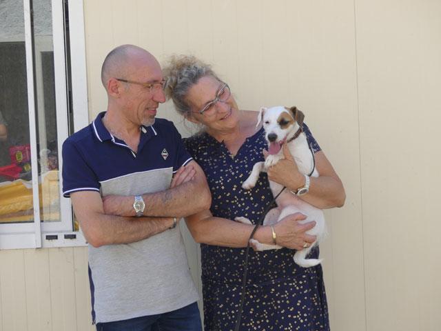 ROXANE (Terrier Jack Russel) Adopt323
