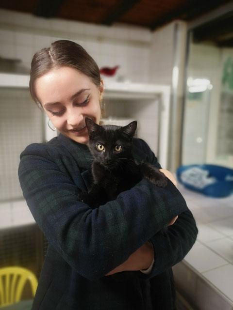 PEPITA (Noire) Adopt416