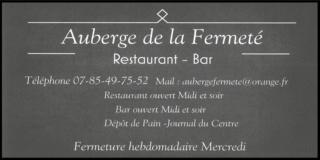 CALENDRIER 2020 Auberg11
