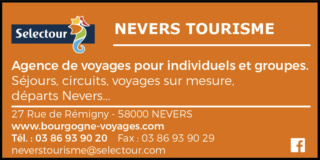 Calendrier 2019 Nevers10