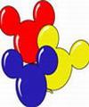 Bonne fête Marie-Clochette Ballon10