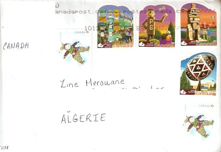 Boite aux lettres - Page 11 Numari12