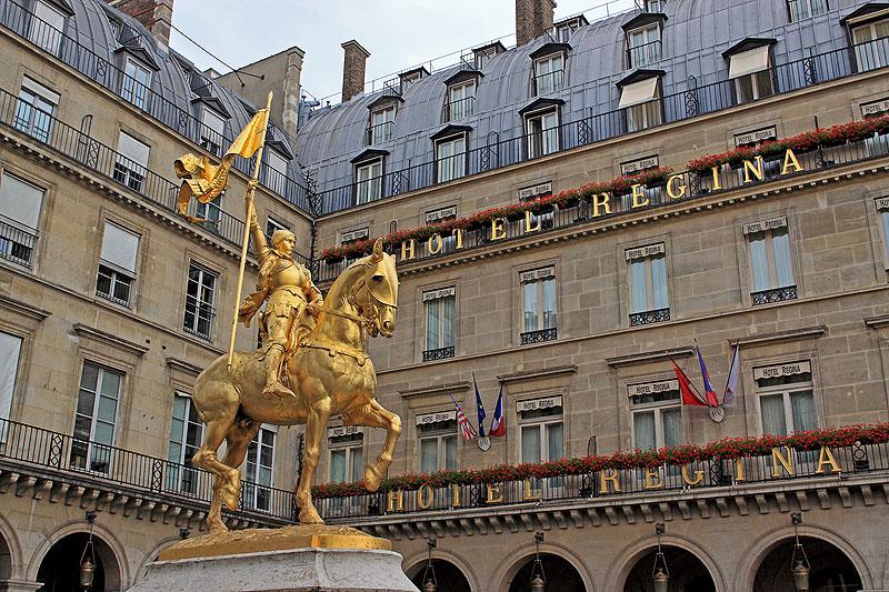 Hotel Regina Paris Hotel-10