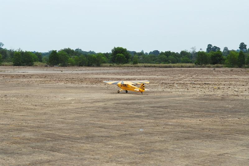 Jerry's 1/3 Scale Piper Cub @ Tanah Jambu Field Jerry_39