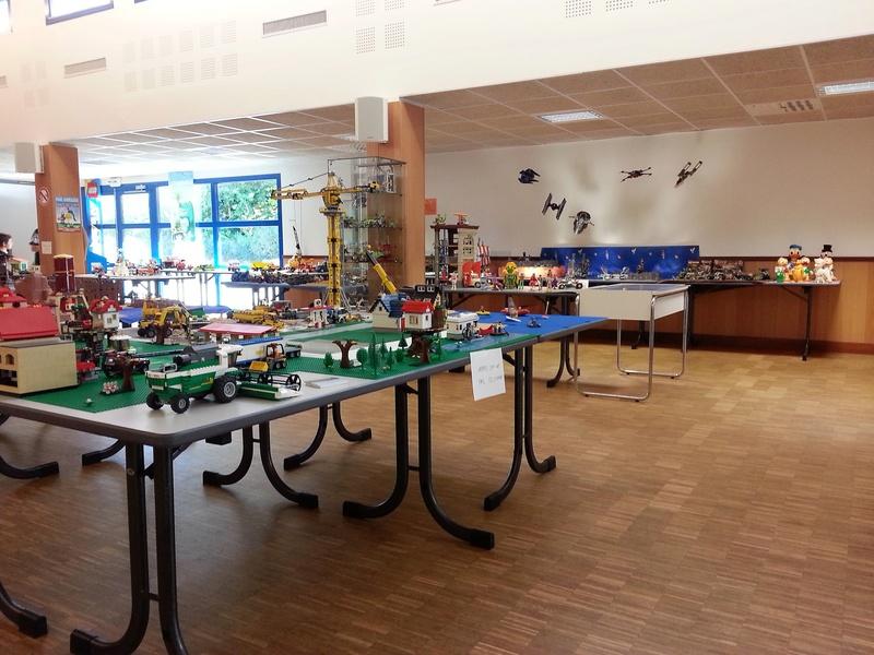 Expo jouets à Meslan 20160713