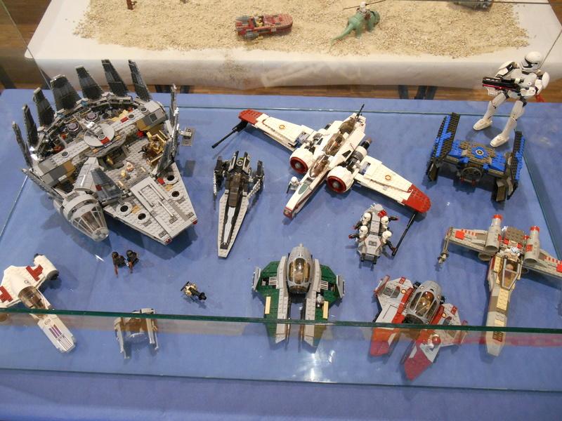 Expo jouets à Meslan Dscn3645