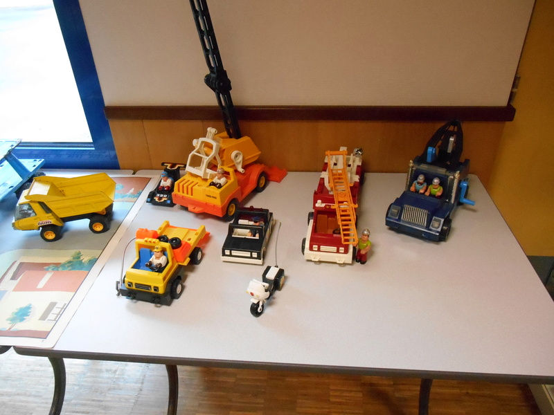 Expo jouets à Meslan Dscn3660