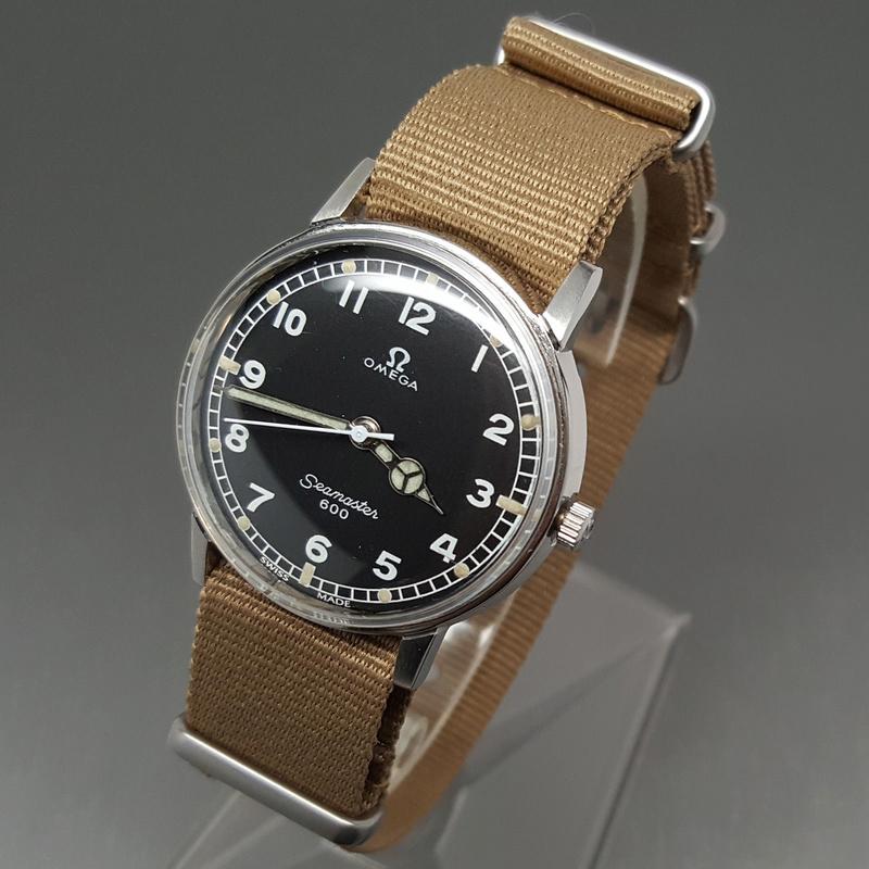 Seamaster 600 Vintage 110