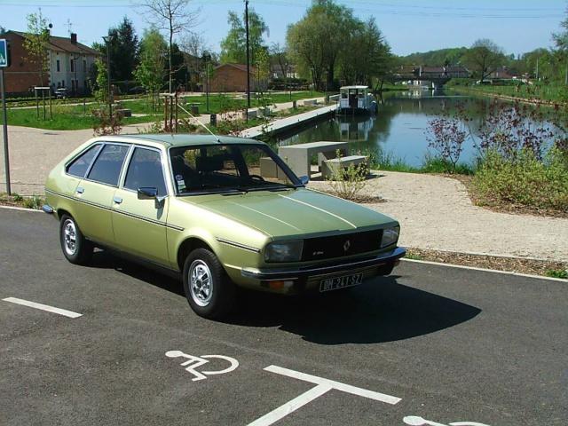 Ma Renault 20 TS agate. Dscf2810