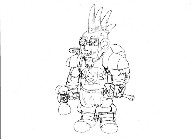 Le gnome et le robot(tueur) Toffer17