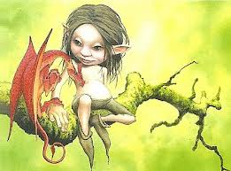 Contes Fantastiques du Jardin des Poetes. Enfant10