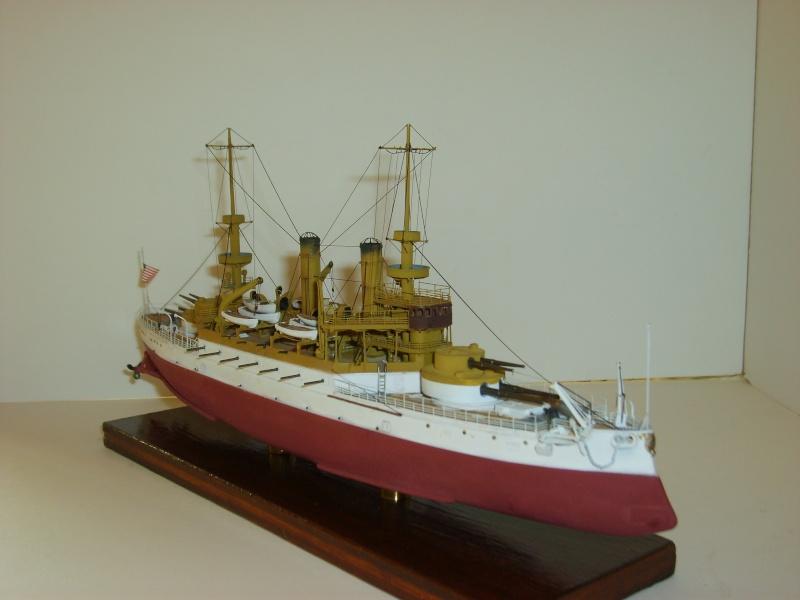 USS BB5 KEARSARGE par Alex M au 1/350 - Ironshipwhright S6000110