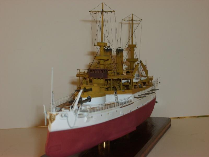 USS BB5 KEARSARGE par Alex M au 1/350 - Ironshipwhright S6000113