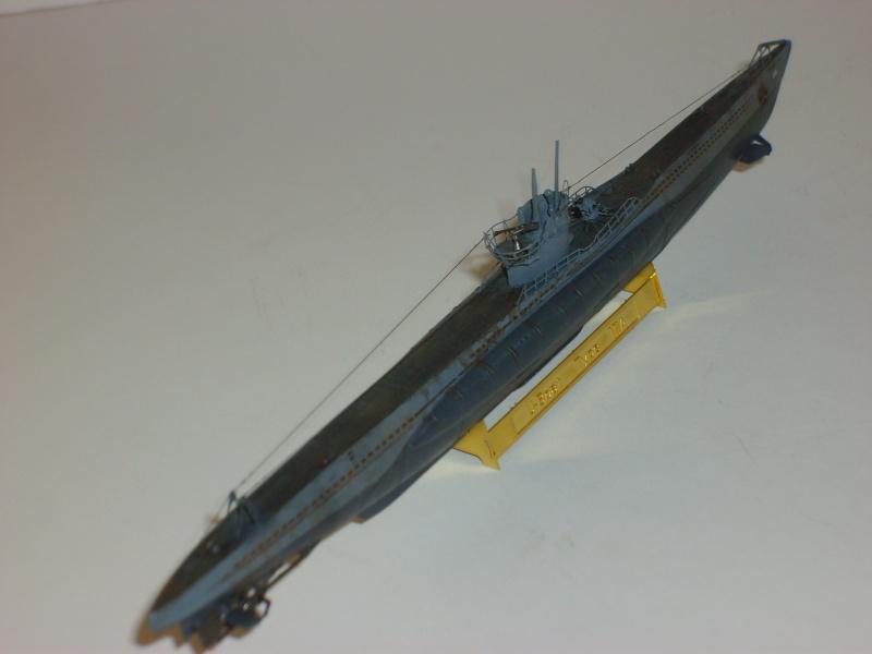 sous marin U-BOAT Type VII par Alex M au 1/350 - Hobby Boss S6000121
